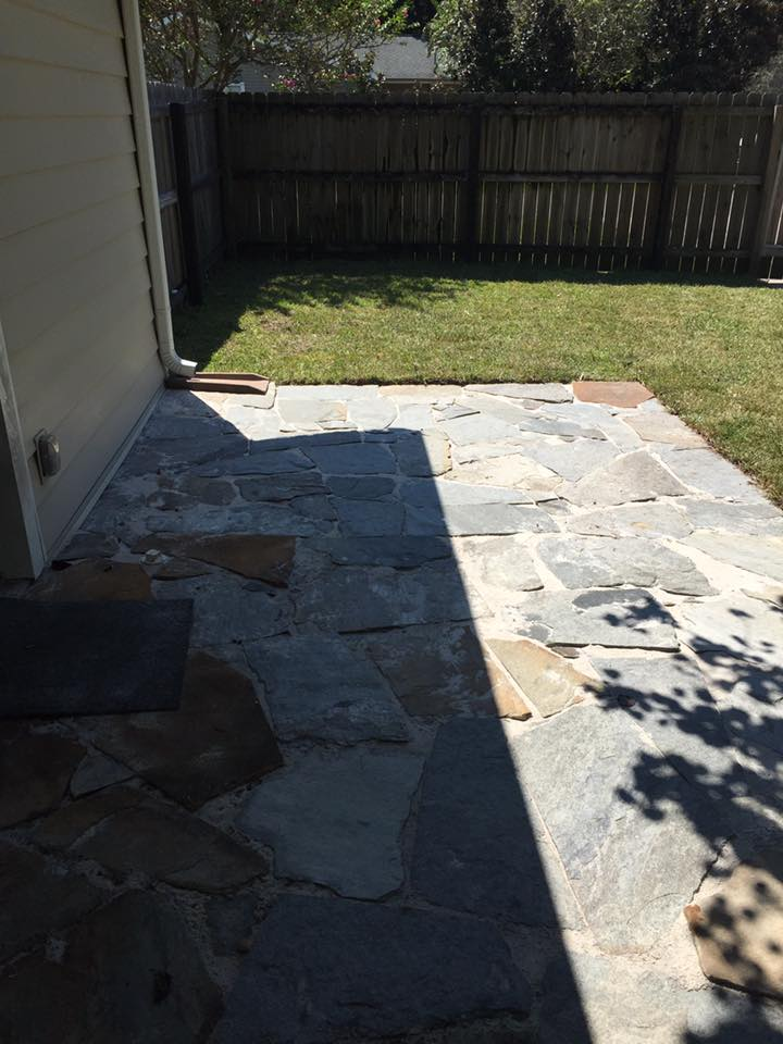 patio installation destin fl
